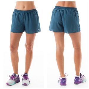 4/$25 ASICS Running Shorts